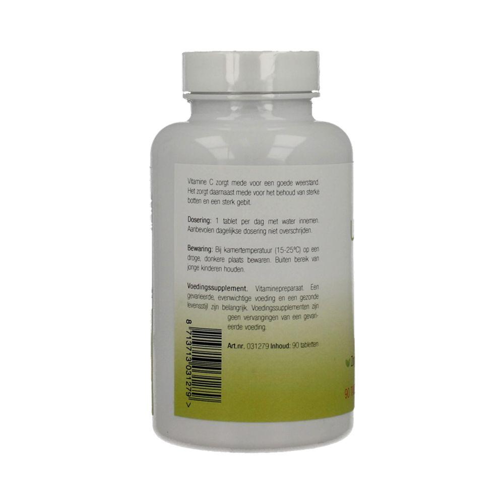 vitamine c dosering